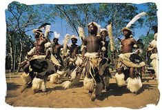 #african #traditional #dance  Young Zulus performing a traditional Zulu warrior dance