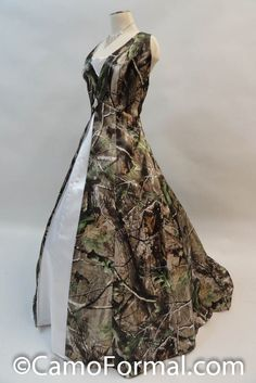 camo wedding dresses | ... for: 'camo wedding dress' Camouflage Prom Wedding Homecoming Formals