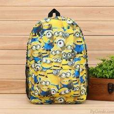 Cute Thief Daddy Cartoon Backpack only $22 in ByGoods.com