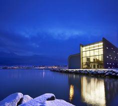Viking World, the vikingship Museum in Reykjanesbær.