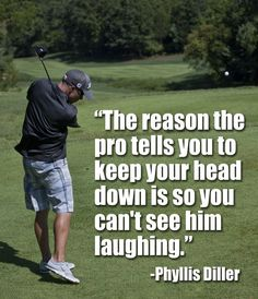 LOL! Too true! #GolfTruth | Rock Bottom Golf #RockBottomGolf