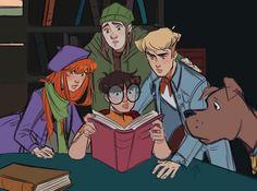Sweeney Boo — Solving some mysteries 🔎 Character Inspiration, Character Art, Character Design, Cartoon Shows, Cartoon Art, Vanitas, Pretty Art, Cute Art, Scooby Doo Memes