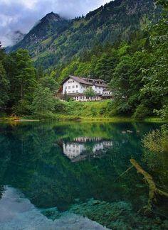 Peaceful lake, Bavaria - Germany