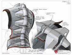 back_protection.jpg #id #industrial #design #product #sketch