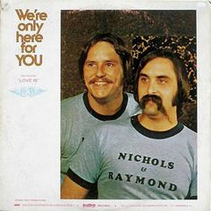 Me?? Thanks, Nichols & Raymond. Can I get one of those shirts, then?