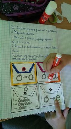 Polish Language, Montessori, Alphabet, Ebooks, Study, How To Plan, Education, School, Diy