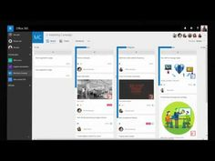 Microsoft launches Planner, a project-management tool part of Office 365   VentureBeat   Apps   by Emil Protalinski