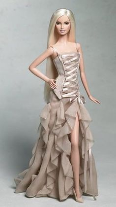 Barbie Collector # B3457 Versace