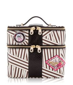 love this cosmetic bag, I need a new one... oh no, up to me to buy this puppy>>>