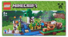 Minecraft Lego from Whitcoulls $59.99