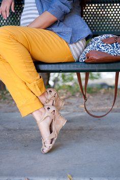 Maternity style: The Shacket (shirt/jacket) @ Mychicbump.com.