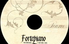 rótulo do CD Fortepiano - Antonio Carlos de Magalhães