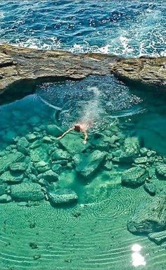 giola lagoon in thassos, greece                                                                                                                                                                                 More