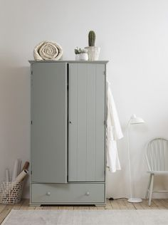 Avocado green. Lovely with cream. And also paired with 'dirty pink' or duck egg blue.