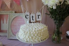 Cute baptism ideas!