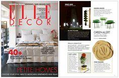Elle Decor - What's Now: Eco-Friendly Decor - Biodegradable Bamboo Picnic Set