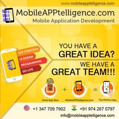 1.5 billion #apps downloads a month & growing. Hire http://www.mobileapptelligence.com  to convert your app idea into reality.