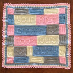 Ravelry: Project Gallery for BREATH baby blanket pattern by Jody Pyott