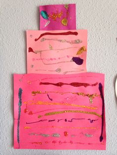 Fall Tree Craft (painted with corks)- Kindergarten Craft - Autumn ...