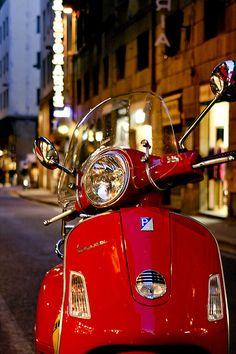Florentine Vespa