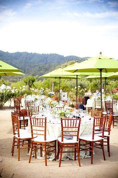 Boda a la vista » Ideas para decorar una boda al aire libre