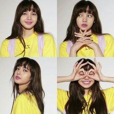 Cute Lisa Kim Jennie, Blackpink Lisa, Kim Jisoo, Yg Entertainment, Ulzzang Girl, Woman Crush, K Pop, South Korean Girls, Swagg