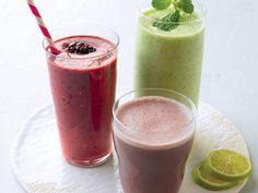 Smoothies for brain health