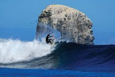Here are some great surf spots in Chile.  http://surfingfornewandaveragesurfers.com/best-surfing-in-chile