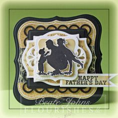 I love how this card came out. @Spellbinders dies and @Flourishes,llc Jan Marie stamps....the perfect combination. Click on image to find blog post with more information.
