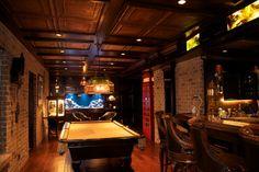 Basement remodel ideas irish pub on Pinterest