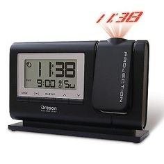 Oregon #scientific rm308 classic radio #controlled projection #alarm clock (black,  View more on the LINK: 	http://www.zeppy.io/product/gb/2/282057489428/