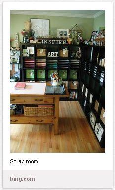 Organize your craft area