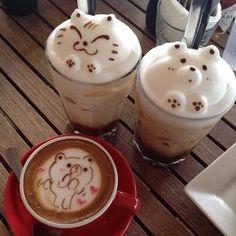 Kawaii drinks