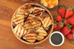 פרנץ טוסט עם שוקולד Potato Recipes, Apple Pie, Kids Meals, Friendship Bracelets, Protein, Recipies, Oven, Food And Drink, Potatoes