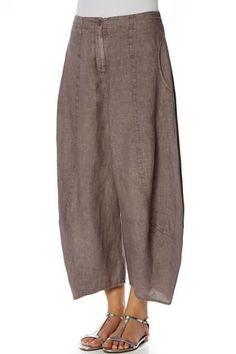 c8338b385076 26 fantastiche immagini su Pantaloni di lino nel 2019 | Dress ...