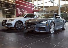 Suzuka Gray #Q5 3.0 competition + Nano #TTS | Audi Seattle | AudiSeattle.com