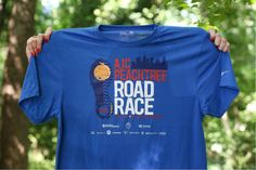 AJC Peachtree Road Race 2017  Nice design overall. Easy to read. Balanced.