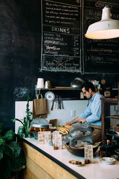 Detroit: Astro Coffee | Kinfolk