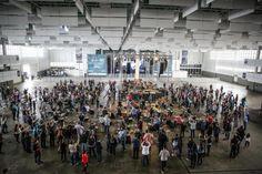A maior banda de SC: Encontro de Músicos reúne 200 instrumentistas e cantores para tocar rock - Entretenimento - Diário Catarinense