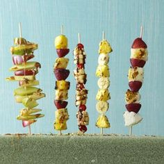 Citrusy Fruit Kabobs: LOVE!!