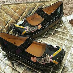 Alegria Shoes Black Alegria  Shoes                                                                                                                                                                                 More