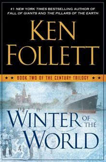 Reading this now and cannot put ii down ...  Ken Follett follows up his #1 New York Times bestseller Fall of Giants with a brilliant, page-turning epic about the heroism and honor of World War II, and the dawn of the atomic age…what a perspective it allows.