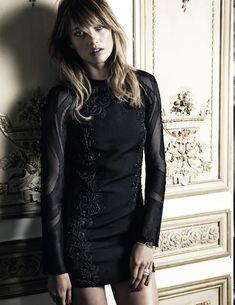 Karmen Pedaru by Claudia Knoepfel & Stefan Indlekofer for Vogue Russia August 2013 _