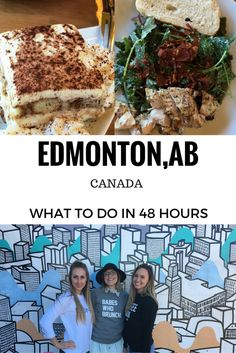 Fancy a trip to Edmonton, Alberta? Read on for tips and tricks to the city. Canada Destinations, Canadian Travel, Quebec City, Alberta Canada, Calgary, Brunch, Fancy, Canada Eh, Funny Travel