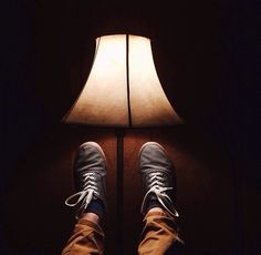 #footportrait, a fancy way of #fromwhereistand hashtag by @ myandyisname, Instagram.