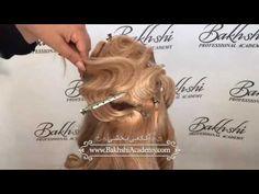 Bakhshi Academy of Hair design - YouTube