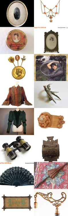 Love Those Victorians! by Betty J. Powell on Etsy--Pinned+with+TreasuryPin.com