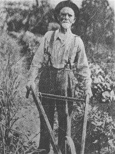 1930 Monroe County Indiana gardening