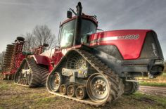 #hdr #photograph of a tractor