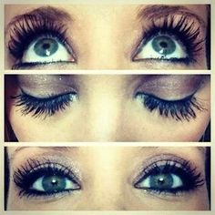 Wow x 3. #beauty #fiberlashes #youniqueproducts